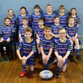 Under 11 Cobras beat Folly Lane Lions 46 - 18