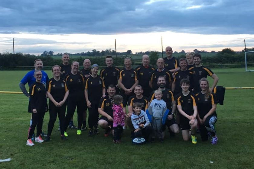 SOUTH STAFFORDSHIRE TOUCH SERIES; ROUND TWO – WHEATON ASTON & PENKRIDGE; 14TH JUNE 2019.