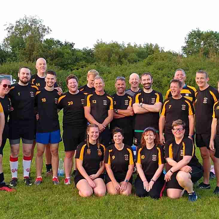 SOUTH STAFFORDSHIRE TOUCH SERIES; ROUND THREE – ESSINGTON; 28TH JUNE 2019.