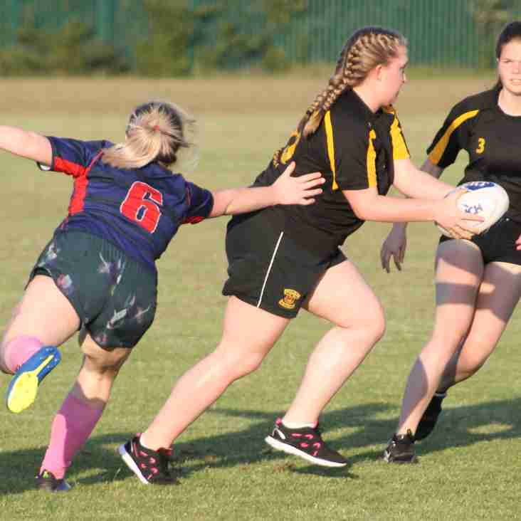 STAFFORDSHIRE LADIES TOUCH SERIES; ROUND ONE – LONGTON; 3RD JULY 2019.