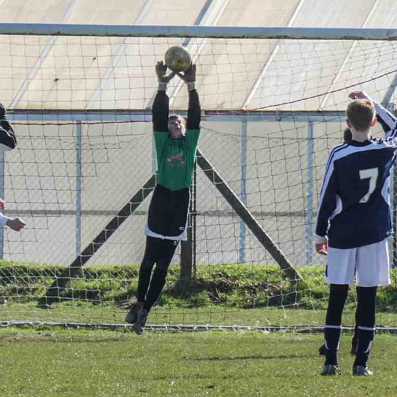Stoneleigh Athletic (H)