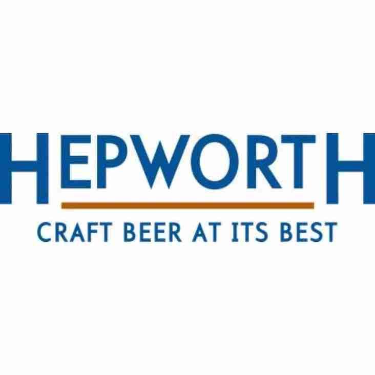 Hepworths renew sponsorship