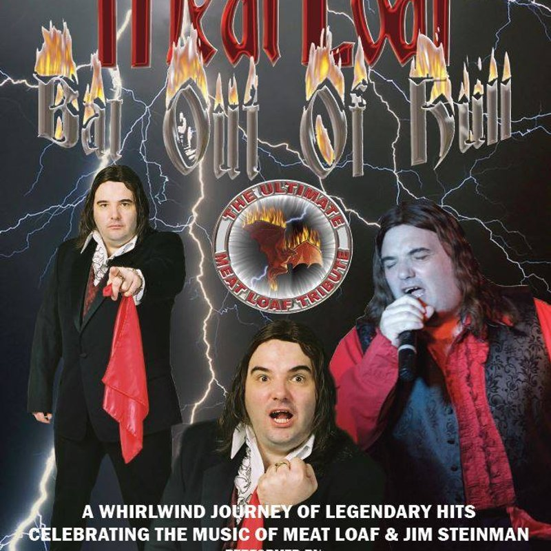 Bat out of Hull Meatloaf Tribute Show
