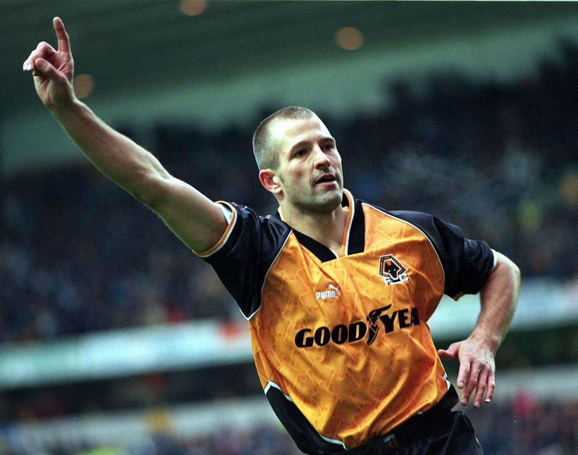 How Long Is A Football Pitch >> An Evening with Wolves Legend Steve Bull - News - Redditch United Football Club