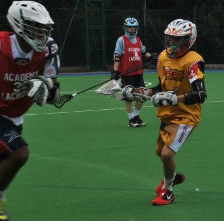Miles takes on American touring team for England Academy<