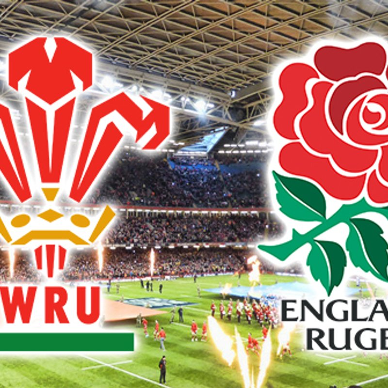Captains Cook Out! - Wales v England  - Sat, 17 Aug