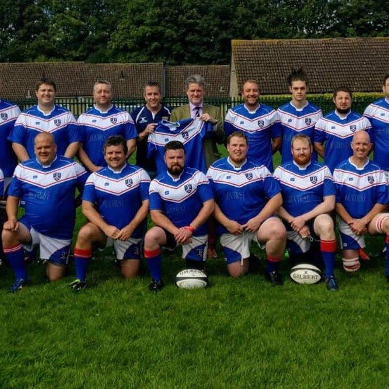 1st XV beat Trowbridge II 21 - 14