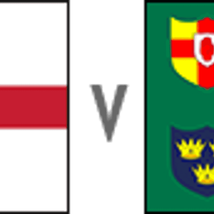 England v Ireland and Chichester v Aldershot & Fleet