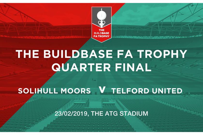 Important information: AFC Telford United tickets