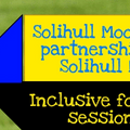 Inclusive football sessions