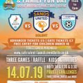 Charity Event - This Sunday At The BORO'