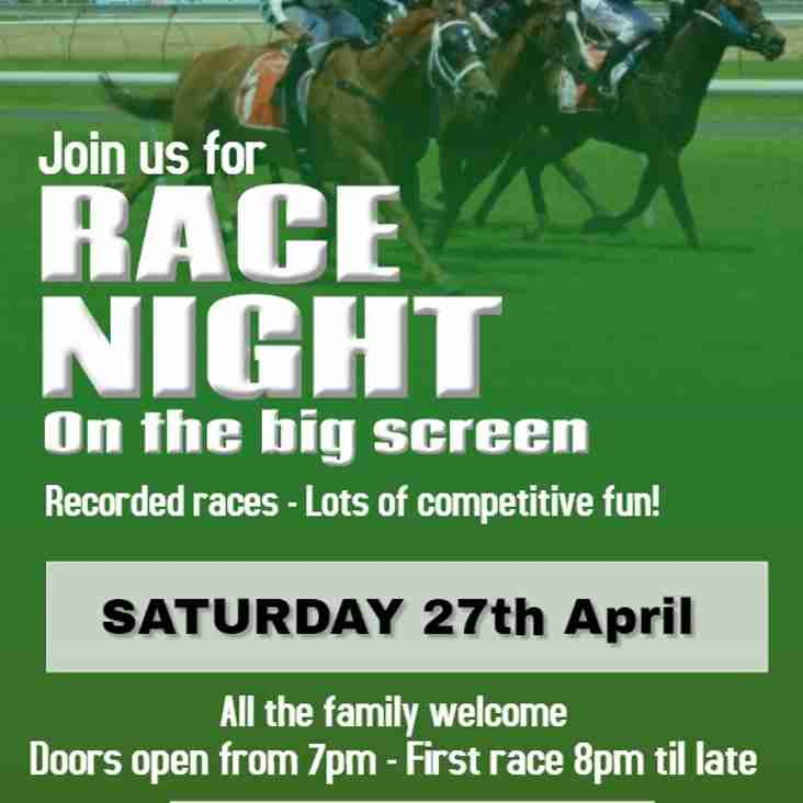 HNCC Race Night