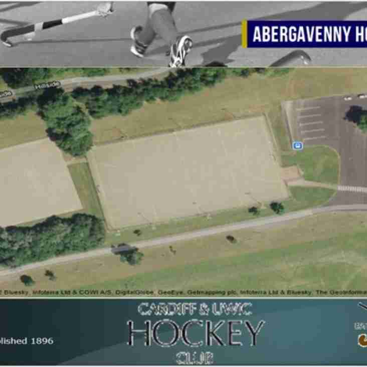Match Preview: Abergavenny Men Vs Cardiff and UWIC