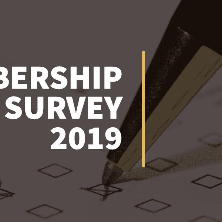 Membership Survey 2019