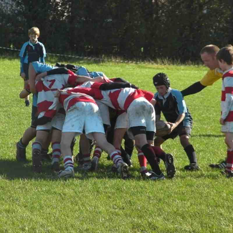 U11s Yorkshire Cup 16/10/11