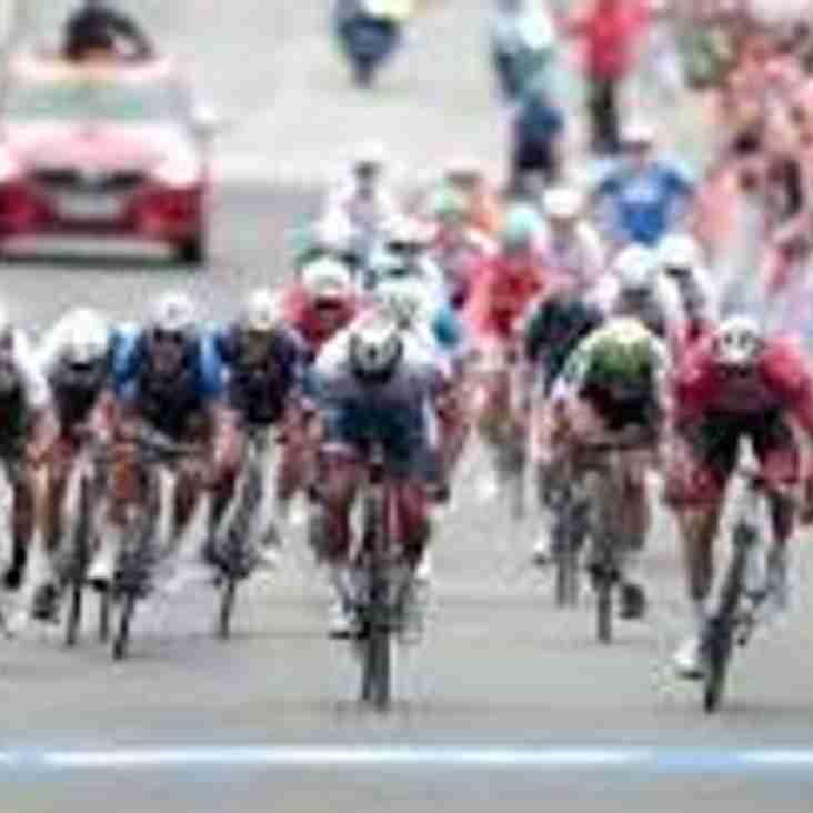 Road racing success