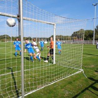 Clifton All Whites 4 Belper United 4 - FA Vase 1st Qualifying Round