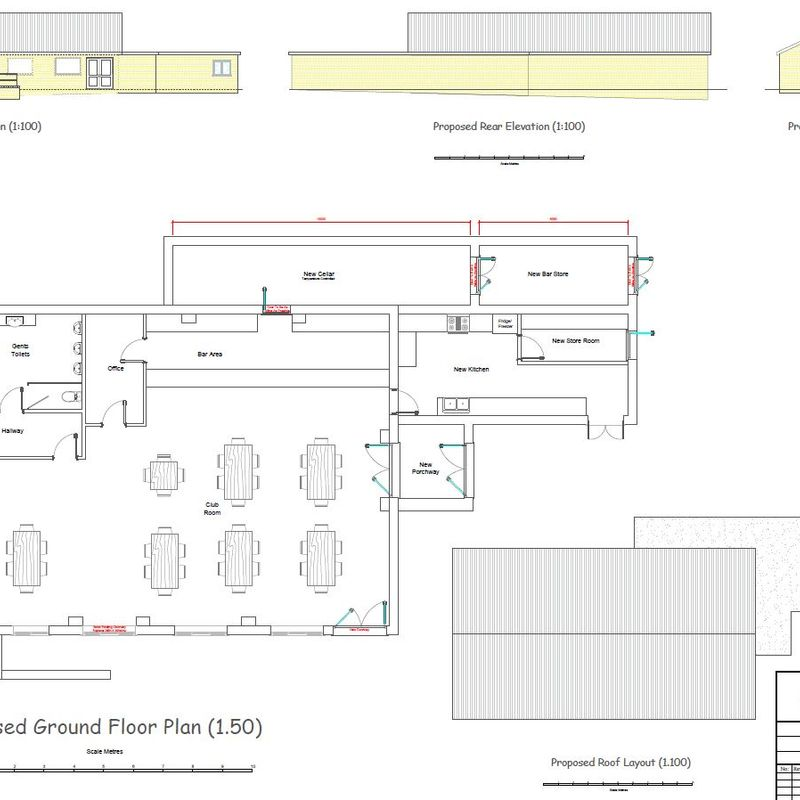 Extension in planning