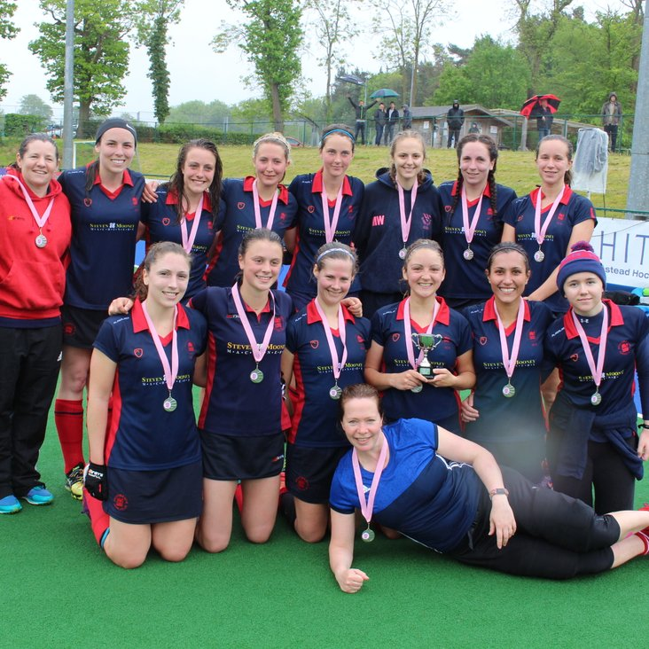 No cup joy for BHHC women in Sussex finals<