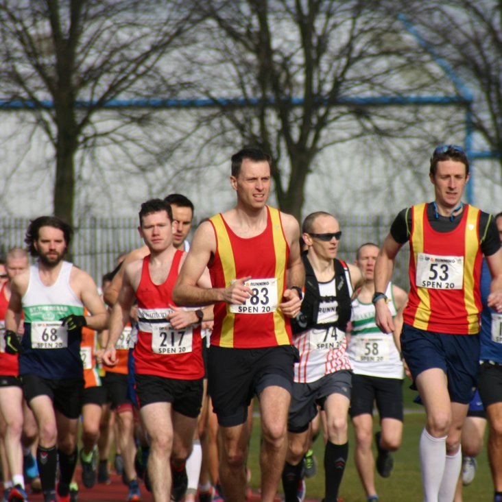 Spen 20 for 2019 is Sunday, 10th March<