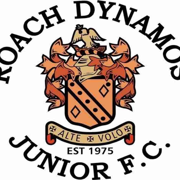 Roach Dynamos JFC Signing on nights
