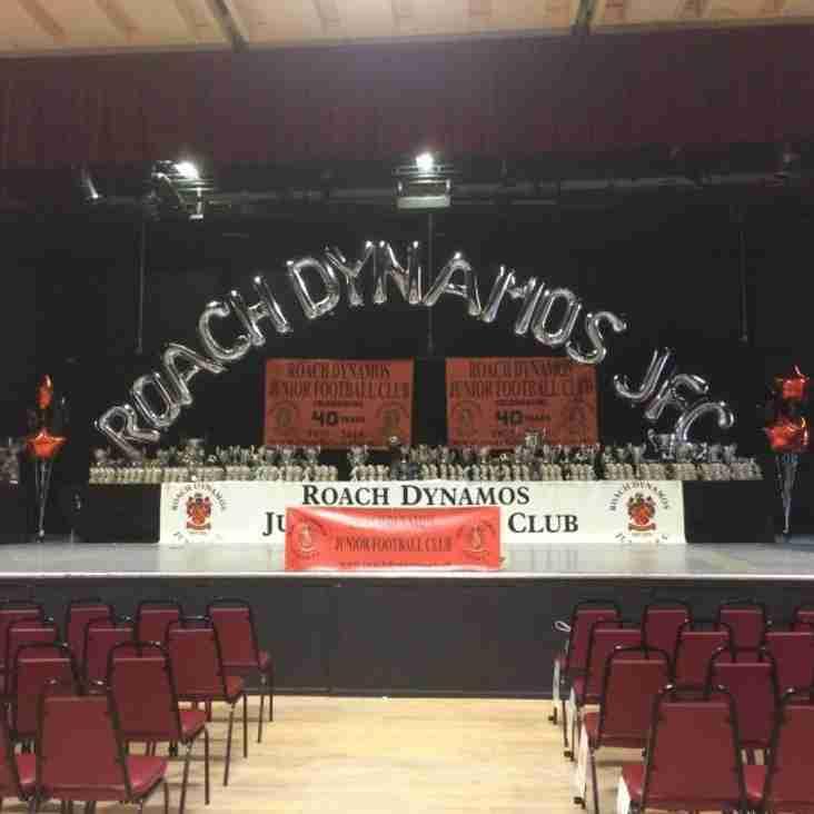 Roach Dynamos JFC Club Presentation Day/Nights
