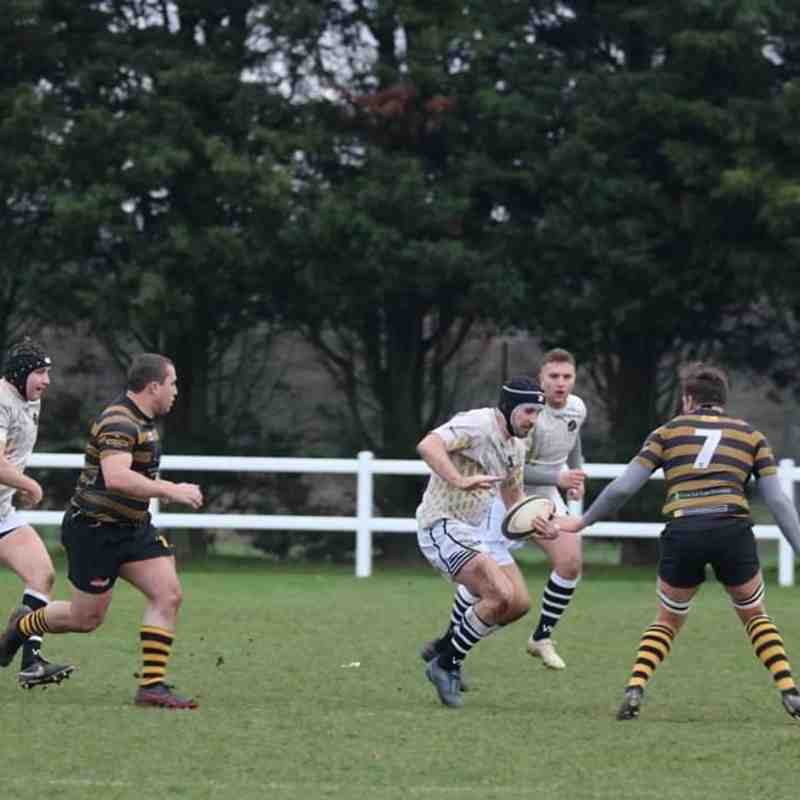 1st XV home v Camberley 18-19
