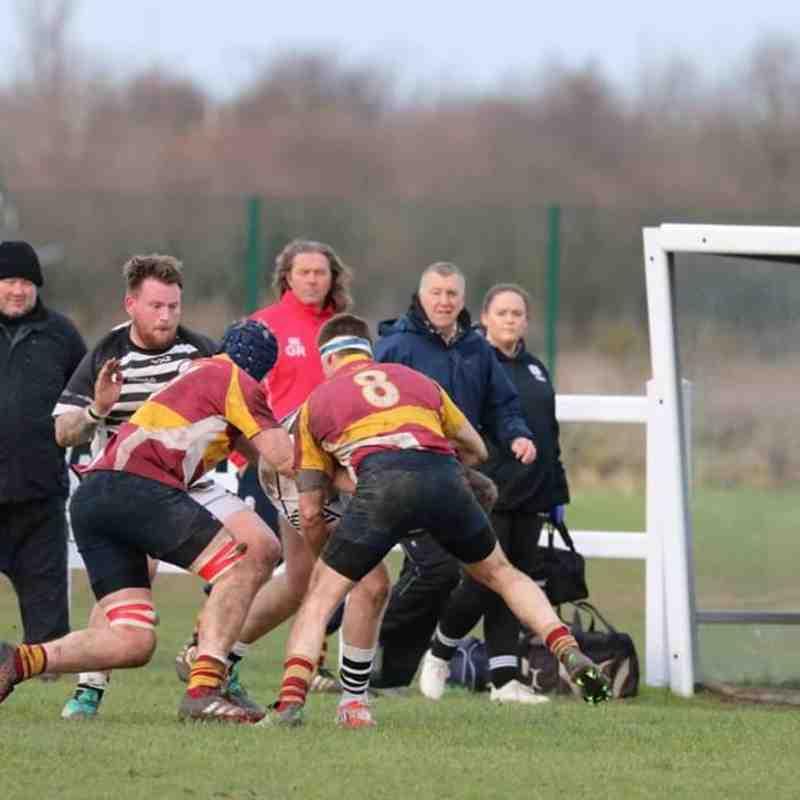 1st XV v Dartfordians 18-19