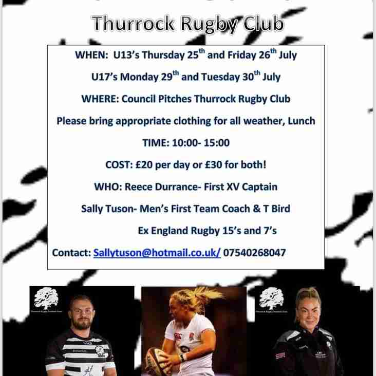 Thurrock Summer Camp