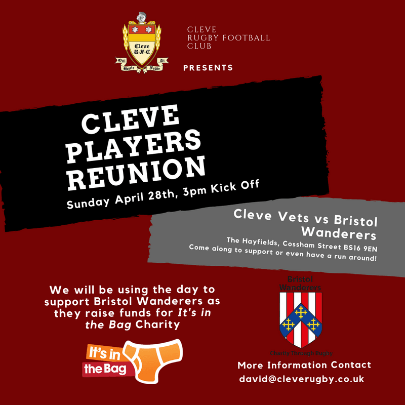 Cleve Players Reunion