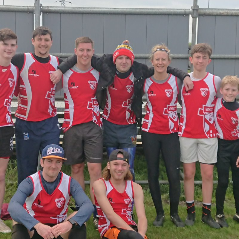 Essex Touch at The Yaxley ERDS tournament 5th May Peterborough