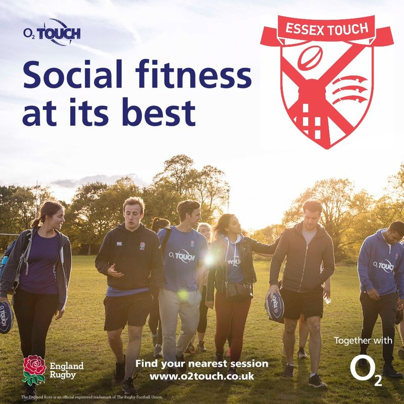 Monday 13th May Touch in the Park