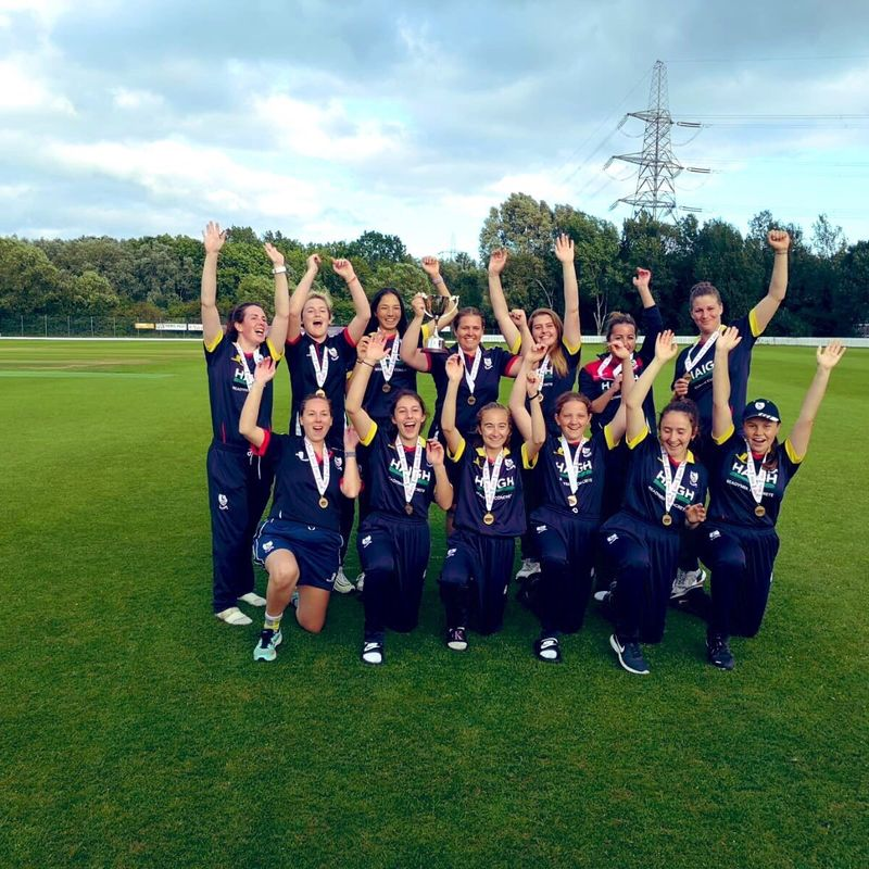 Stortford Ladies crowned Vitality T20 National Club Champions