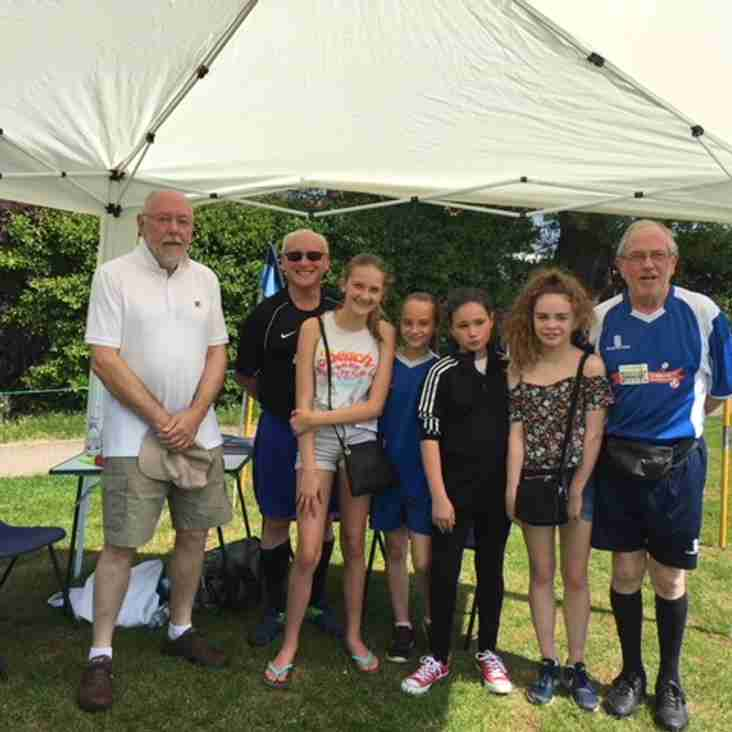 Fun at the Chalgrove Festival