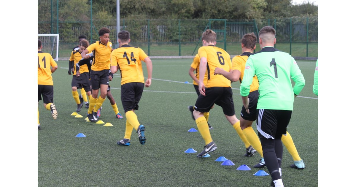 Basford United Encourage Players To Sign Up To Academy Programme