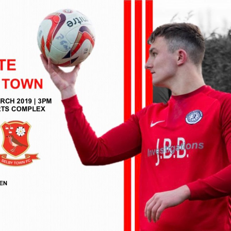 Match Preview: Parkgate vs Selby Town