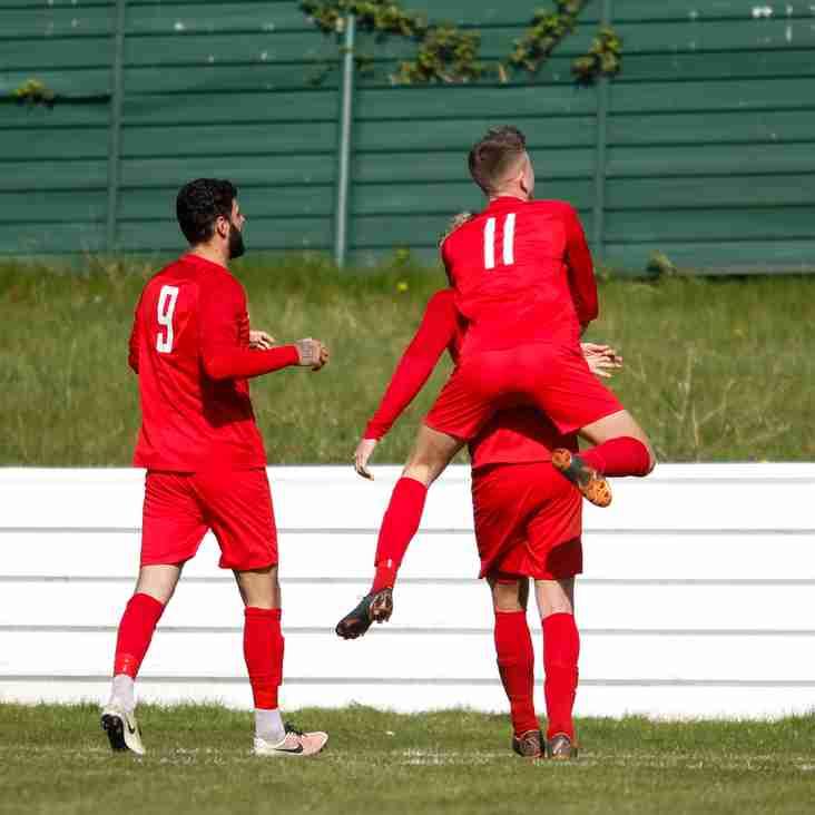 Match Report: FC Bolsover 2-3 Parkgate