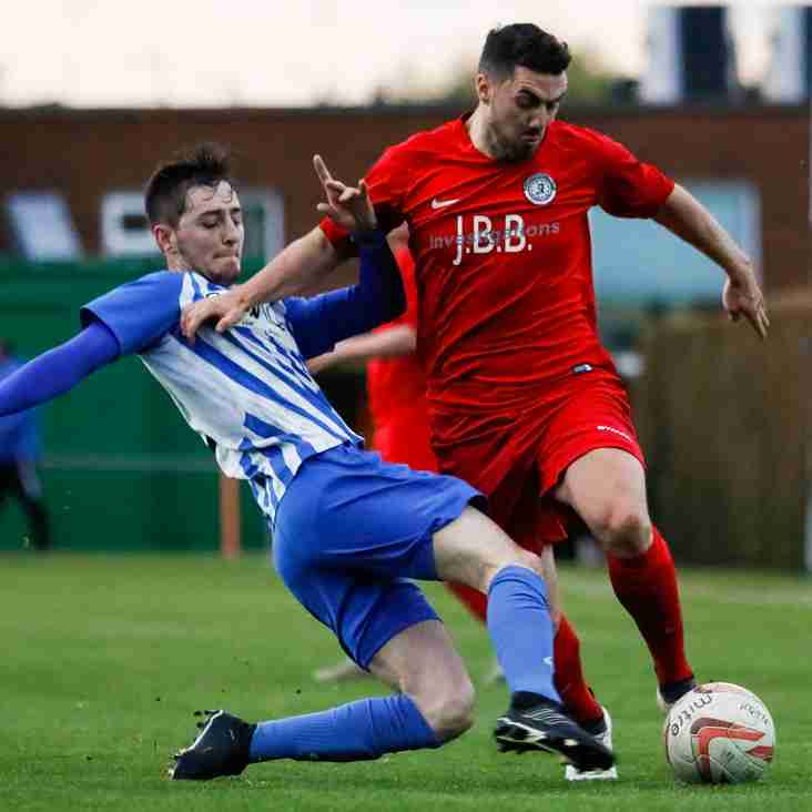 Match Report: Parkgate 1-1 Hallam
