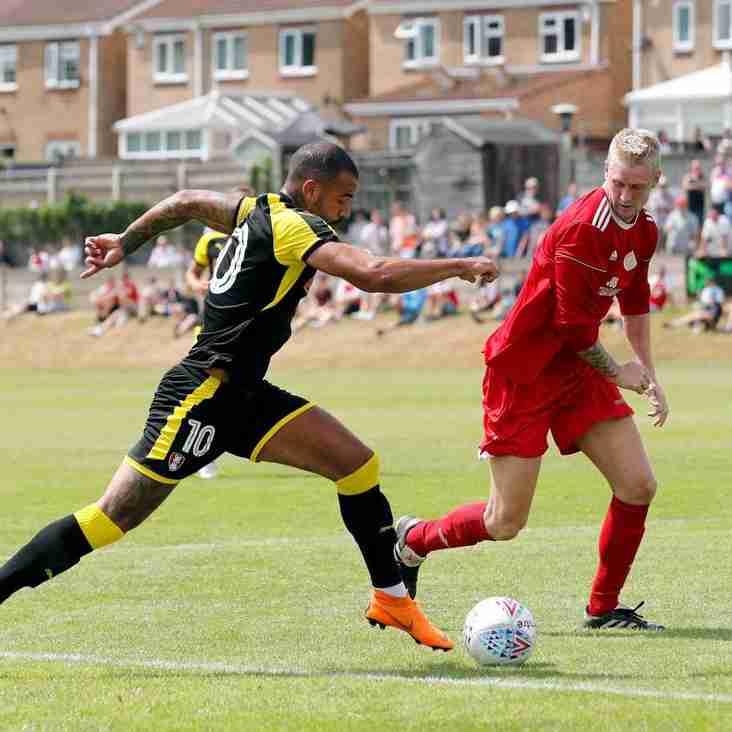Steelmen to host Rotherham United in pre-season opener
