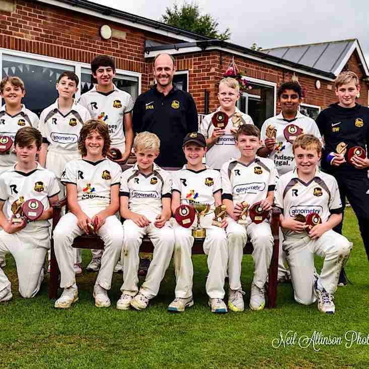 13s, 15s, 17s Presentation Evening This Friday