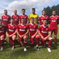 1st Team beat Desborough Town FC 3 - 2