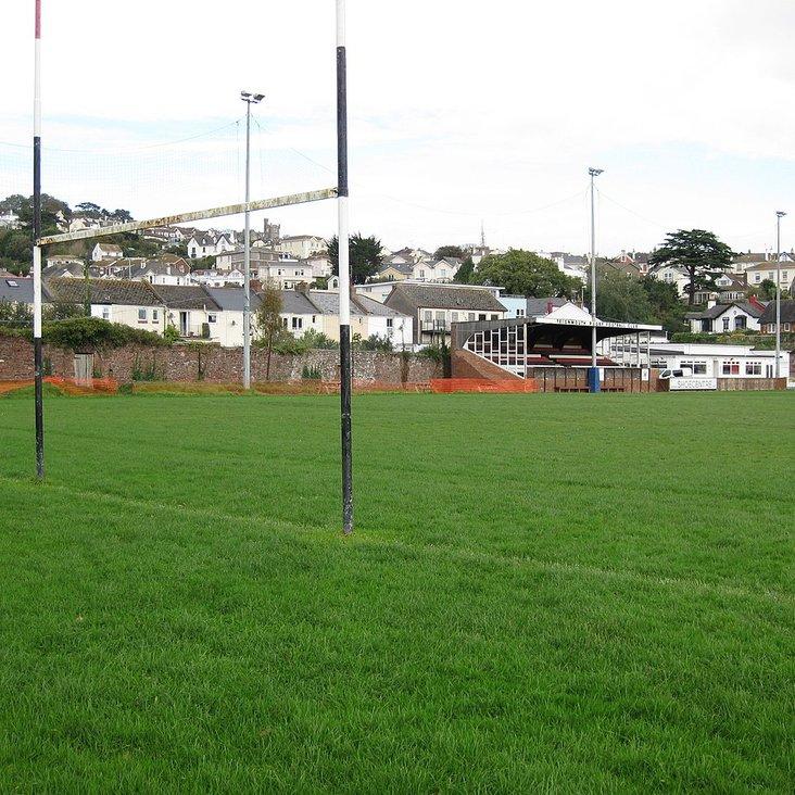 Away Days (Teignmouth RFC)<