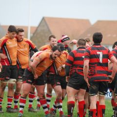 Cullompton Away (16/03/19) by Roger Pike