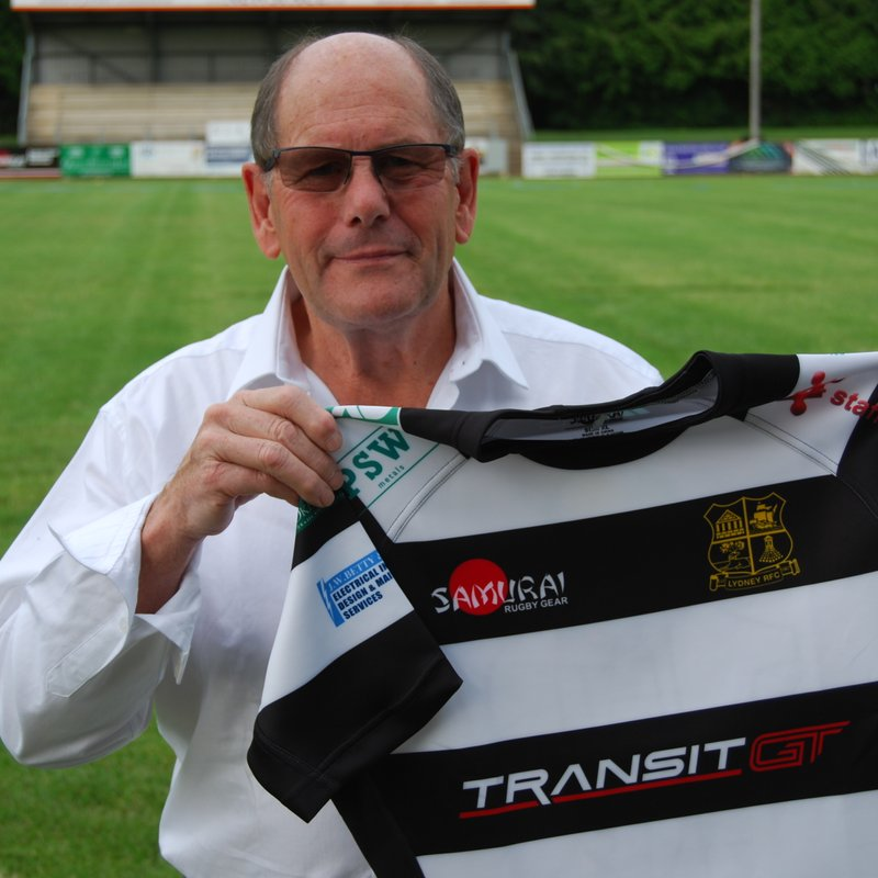 Lydney RFC announce new President
