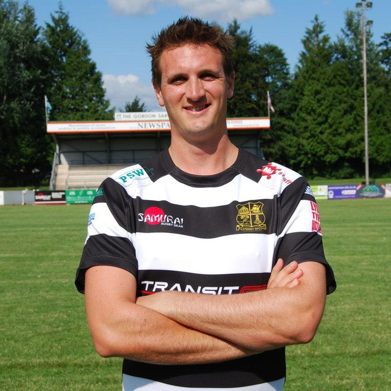 Lydney RFC announce new Club Captain