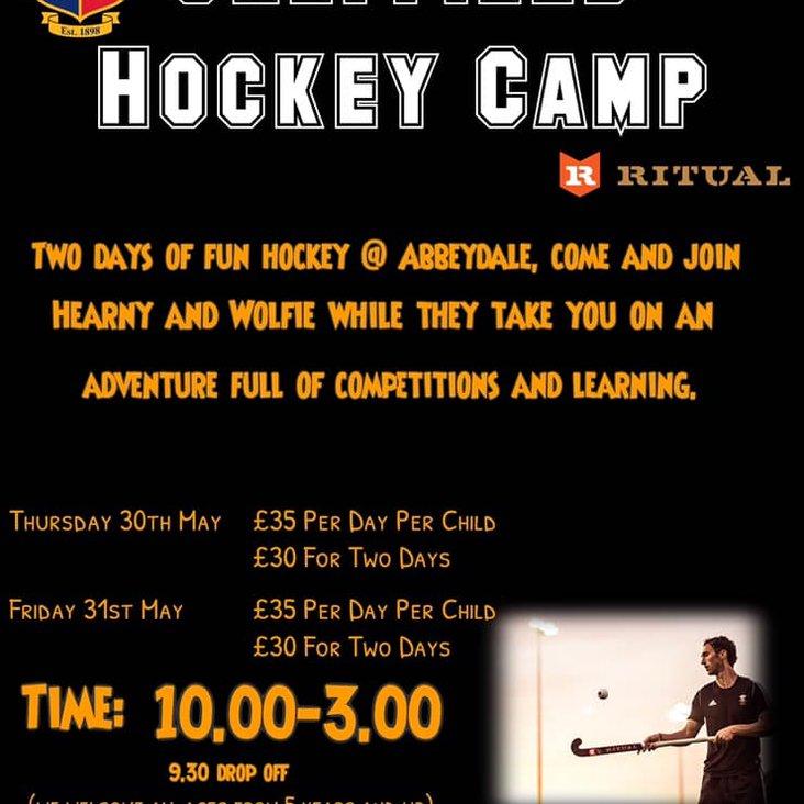Junior Hockey Camp<