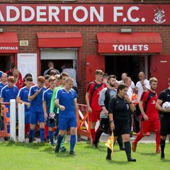 Chadderton vs Nelson - Saturday 4th August 2018
