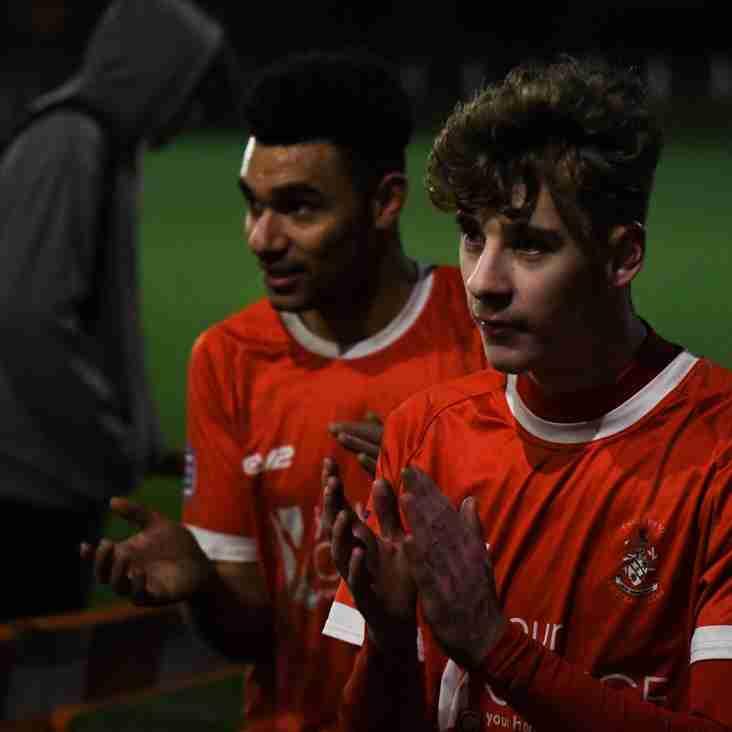 MATCH REPORT - GARSTANG FC 5 - 4 CHADDERTON FC