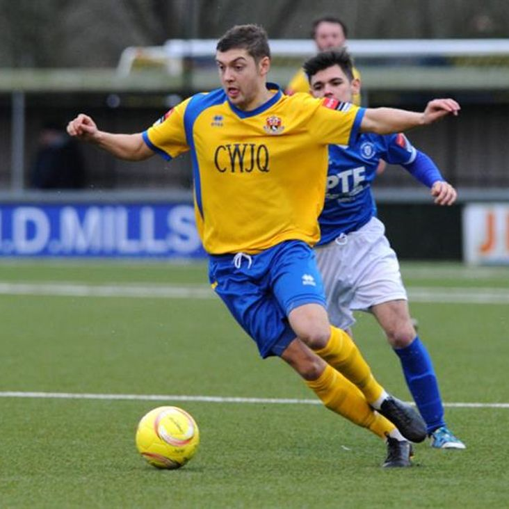 Lowestoft sign Wilkinson<