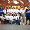 Sandy Bay/Segantii sponsored Lao Nagas Team Arrives in Hong Kong for All Girls International Rugby Sevens Tournament
